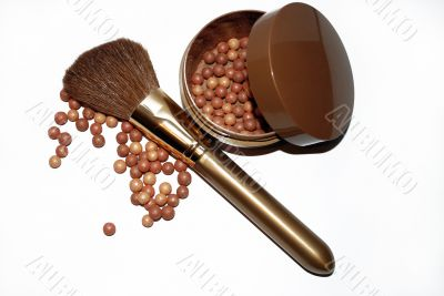 Decorative cosmetics for the person