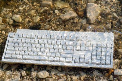 Underwater Keyboard