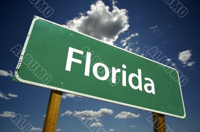 Florida Road Sign