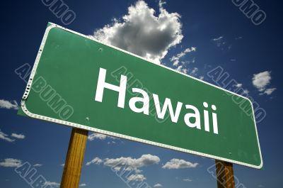 Hawaii Road Sign