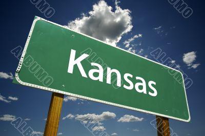 Kansas Road Sign