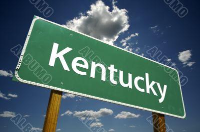 Kentucky Road Sign