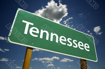 Tennessee Road Sign