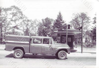 Antique Automobile Car Photograph