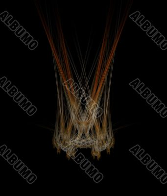 mystic fire fractal 1