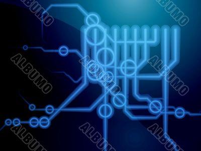 Technical schematics