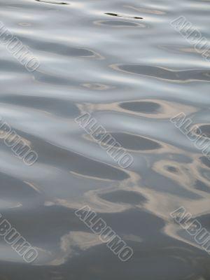 calm lake water