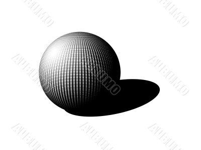 Gravure sphere