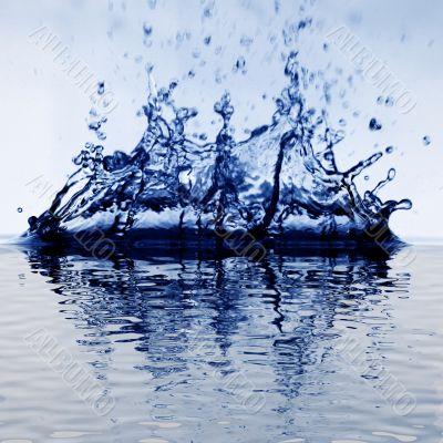 colossal water splash