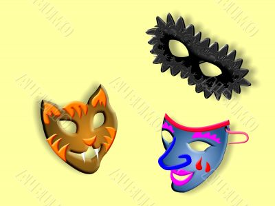 Costume Masks