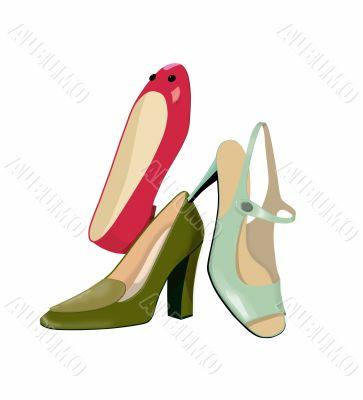 footwear shop
