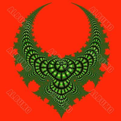 Heraldic symbol.