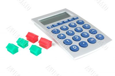 Calculator and Houses