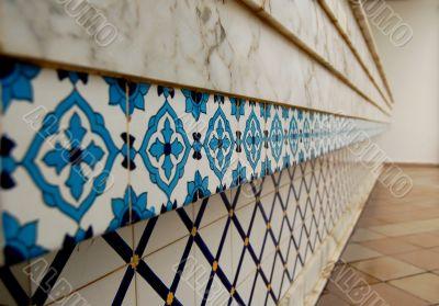 Moorish pattern Tunisia