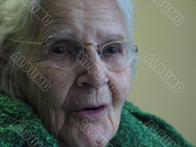 old grandmother