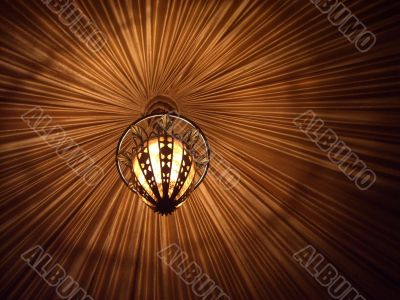 Sensual Romantic Arabic Lantern 2