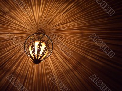 Sensual Romantic Arabic Lantern 1