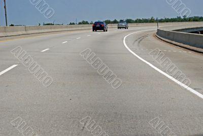 Expressway over Swamp