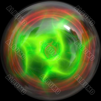 Lightning sphere