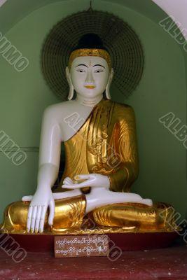 Buddha and arc