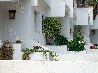 Traditional Spanish houses