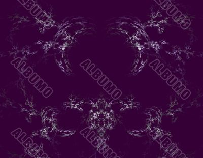 abstract flower fractal 2
