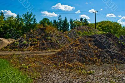 Hills of Soil