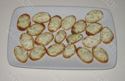 bread appetizer