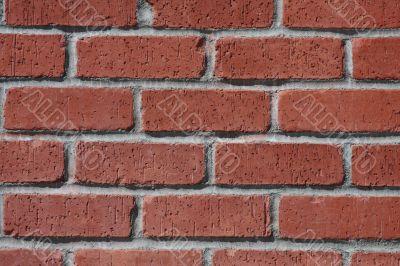 New Red Brick and Mortar