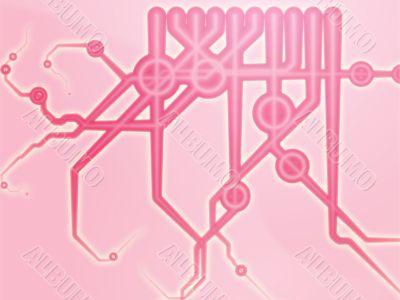 Technical schematic diagram