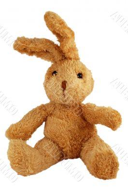 Sitting rabbit toy romatic gift