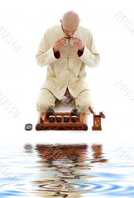 tea ceremony master