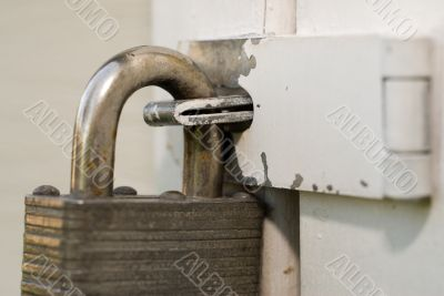 Closeup Lock