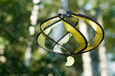 Hanging Wind Spinner