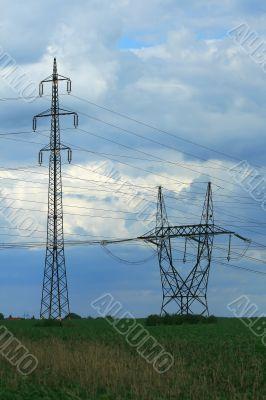 Electric main