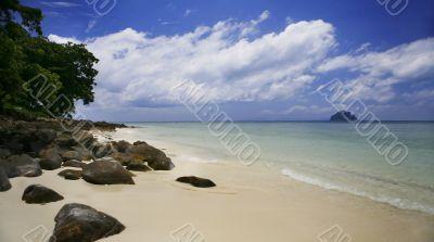 Phi Phi Island Coast