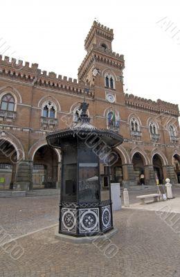Casalmaggiore - The main square