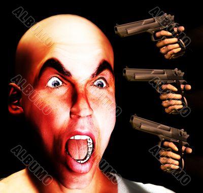 Fear Of Guns