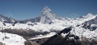Classical summit panorama