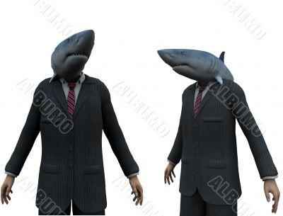 Shark Heads