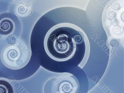 Swirly spirals