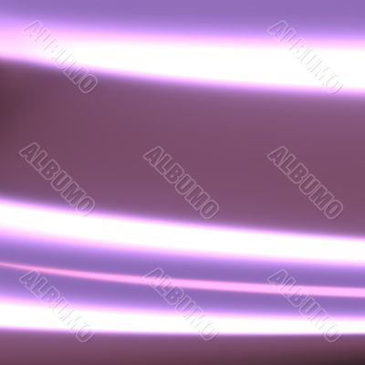 Wavy glowing colors