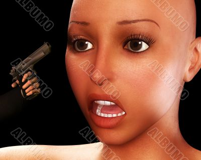 Terror Of Guns