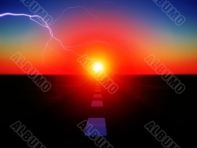 Sun Road 42