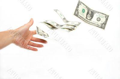 Take away your money