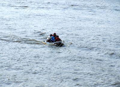 River Thames Boat