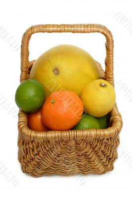 Freshness in basket