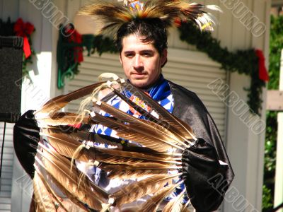 Native American Eagle Dancer