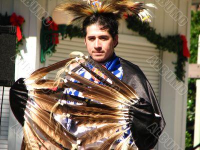 Native American Eagle Dancer