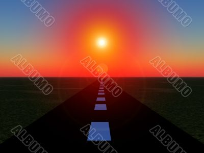 Sun Road